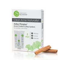 Adios Pimples® 3-Step Acne Control System Photo