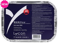 Lycon MANifico Hard (Hot) Wax - 2.2lb Photo