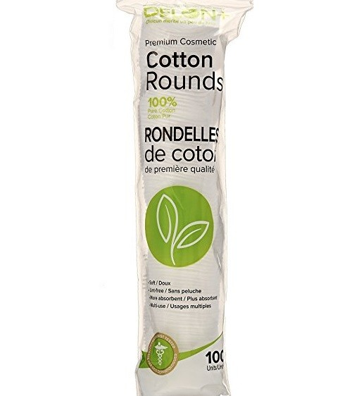 Premium cotton rounds