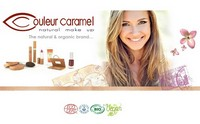 Couleur Caramel Organic Makeup