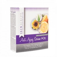 Anti-Aging Serum Kit (with Tri-Peptide Eye Cream) Photo
