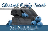 Skin Script Charcoal Purity Facial Set Photo