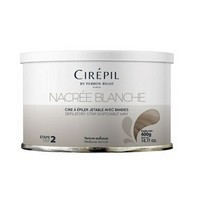 Cirépil Nacrée Blanche Wax 14 oz. Tin Photo