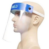 Disposable Face Shield Protective Isolation Mask Photo