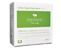 "Intrinsics Cotton Tipped Applicators 6"" 100 Pack Photo"