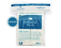 "Intrinsics Gauze for Eyes 200 Pieces 2"" x 2"" Photo"