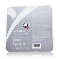 LYCOtec White Hard (Hot) Wax - 1.1lb Photo