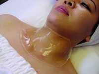 Neck Lift Collagen Mask (1pc) Photo