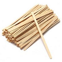 Petite Waxing Sticks 100 pack Photo