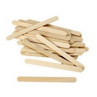 Waxing Sticks Small 100 pack (Disposable) Photo